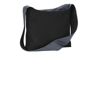 Port Authority Cotton Canvas Sling Bag BG405