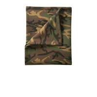 Port & Company Core Fleece Camo Sweatshirt Blanket BP78C