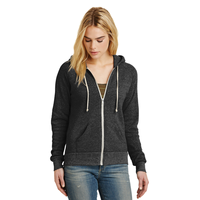 Alternative Adrian Eco-Fleece Zip Hoodie AA9573
