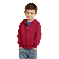 Precious Cargo Toddler Full-Zip Hooded Sweatshirt CAR78TZH