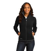 Eddie Bauer Ladies Full-Zip Vertical Fleece Jacket EB223