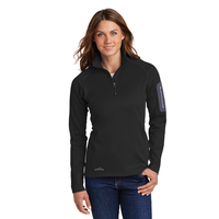 Eddie Bauer Ladies 1/2-Zip Performance Fleece Jacket EB235