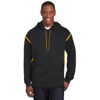 Sport-Tek Tall Tech Fleece Colorblock  Hooded Sweatshirt TS