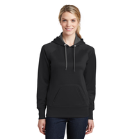 Sport-Tek Ladies Tech Fleece Hooded Sweatshirt  LST250