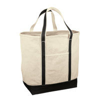 Red House - Large Heavyweight Canvas Tote RH35