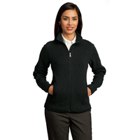 Red House - Ladies Sweater Fleece Full-Zip Jacket RH55