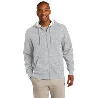 Sport-Tek Tall Full-Zip Hooded Sweatshirt TST258