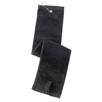 Port Authority Grommeted Tri-Fold Golf Towel  TW50