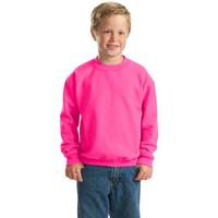 Gildan - Youth Heavy Blend Crewneck Sweatshirt  18000B