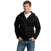 JERZEES Super Sweats - Full-Zip Hooded Sweatshirt  4999M