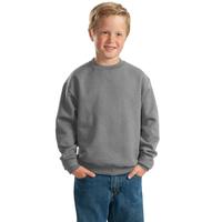 JERZEES - Youth NuBlend Crewneck Sweatshirt  562B