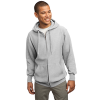 Sport-Tek Super Heavyweight Full-Zip Hooded Sweatshirt  F28