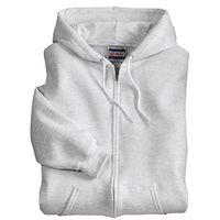 Hanes Ultimate Cotton - Full-Zip Hooded Sweatshirt  F283