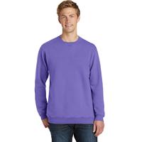 Port & Company Pigment-Dyed Crewneck Sweatshirt PC098