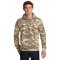 Port & Company Core Fleece Camo Pullover Hooded Sweatshirt