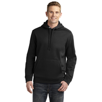 Sport-Tek Repel Hooded Pullover ST290