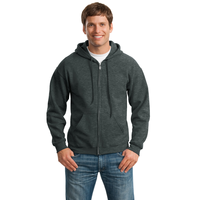 Gildan - Heavy Blend Full-Zip Hooded Sweatshirt 18600