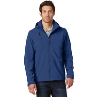 Eddie Bauer Hooded Soft Shell Parka EB536