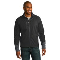 Port Authority Vertical Soft Shell Jacket J319