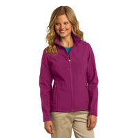 Port Authority Ladies Core Soft Shell Jacket L317