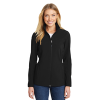Port Authority Ladies Cinch-Waist Soft Shell Jacket L334