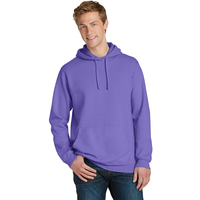 Port & Company Pigment-Dyed Pullover Hooded Sweatshirt PC09