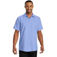 Red Kap - Short Sleeve Pocketless Gripper Shirt CS26