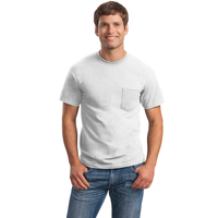 Gildan - Ultra Cotton 100% Cotton T-Shirt with Pocket  2300