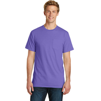 Port & Company Pigment-Dyed Pocket Tee  PC099P