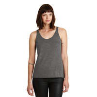 Alternative Airy Melange Burnout Tank AA2833