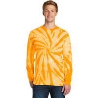 Port & Company Tie-Dye Long Sleeve Tee  PC147LS