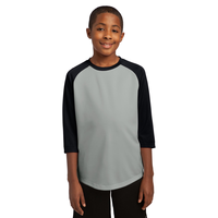 Sport-Tek Youth PosiCharge Baseball Jersey YST205