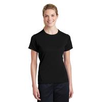 Sport-Tek Ladies Dry Zone Raglan Accent T-Shirt L473
