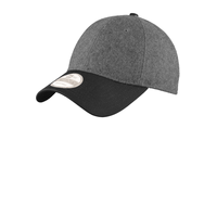 New Era Melton Wool Heather Cap NE206