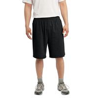 Sport-Tek Jersey Knit Short with Pockets ST310