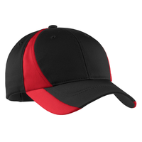 Sport-Tek Youth Dry Zone Nylon Colorblock Cap YSTC11