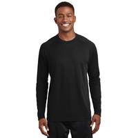 Sport-Tek Dry Zone Long Sleeve Raglan T-Shirt T473LS