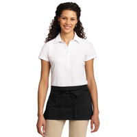 Port Authority Easy Care Reversible Waist Apron with Stain R