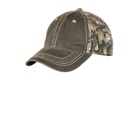Port Authority Pigment-Dyed Camouflage Cap C819