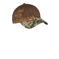 Port Authority Embroidered Camouflage Cap C820