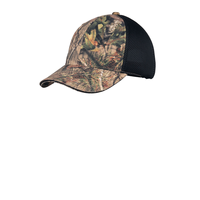 Port Authority Camouflage Cap with Air Mesh Back C912