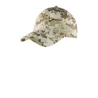 Port Authority Digital Ripstop Camouflage Cap C925