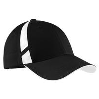 Sport-Tek Dry Zone Mesh Inset Cap STC12