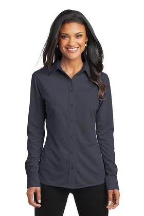 Port Authority Ladies Dimension Knit Dress Shirt L570